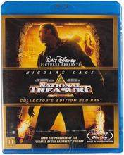 Blu-Ray National Treasure
