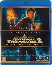 Blu-Ray National Treasure 2: Salaisuuksien Kirja