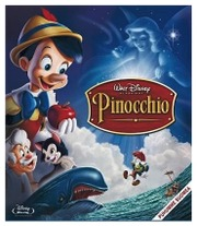 Disney Klassikko 02: Pinokkio Blu-Ray