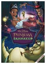 Prinsessa Ja Sammakko Dvd