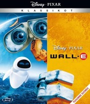 Walle-E Blu-Ray