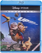 Up - Kohti Korkeuksia Blu-Ray