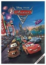 Autot 2 Dvd