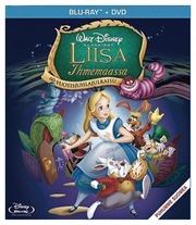 Blu-Ray Liisa Ihmemaassa