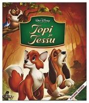 Topi Ja Tessu Blu-Ray