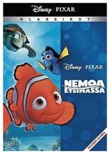 Nemoa Etsimässä Dvd