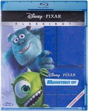Monsterit Oy Blu-Ray