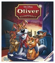 Oliver Ja Kumppanit Blu-Ray
