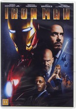 Dvd Iron Man