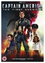Blu-Ray Captain America The First Avenger