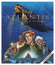 Atlantis - Kadonnut Kaupunki Blu-Ray
