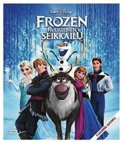Frozen - Huurteinen Seikkailu Blu-Ray