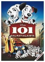 101 Dalmatialaista - Special Edition Dvd