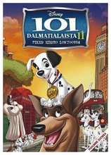Dvd 101 Dalmatialaista 2: Pikku Kikero Lontoossa