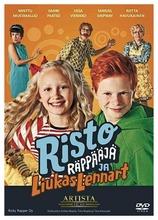Risto Räppääjä Ja Liukas Lennart Dvd