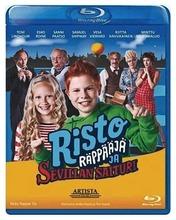 Risto Räppääjä Ja Sevillan Saituri Blu-Ray