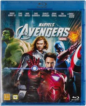Avengers Blu-Rays