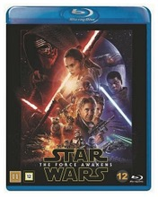 Star Wars - The Force Awakens Blu-Ray