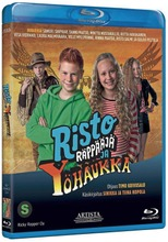 Risto Räppääjä - Yöhaukka Blu-Ray