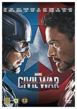 Dvd Captain America Civi