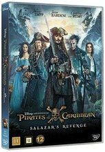 Pirates Of The Caribbean 5 - Salazars Revenge Dvd