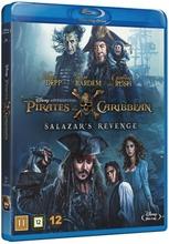 Pirates Of The Caribbean 5 - Salazars Revenge Blu-Ray