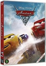 Autot 3 Dvd