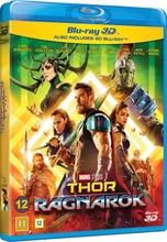 Thor: Ragnarok 3D Blu-Ray