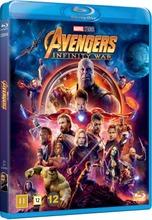 Blu-ray Avengers Infity War