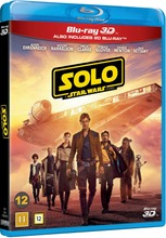 3D Star Wars Solo