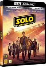 4Kblu-Ray Solo A Star Wars Story
