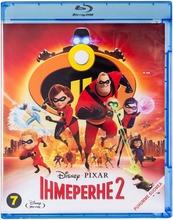Ihmeperhe 2 Blu-Ray