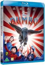 Dumbo - Live Action Blu-Ray