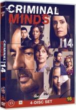 Dvd Criminal Minds14kau