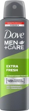 Dove Men Care Ap Spray Extra Fresh 150Ml