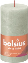 Bolsius rustiikkikynttilä 68x130 Foggy green