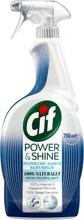 Cif Puhdistussuihke Power & Shine Kylpyhuone 750 ml