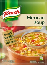 Knorr Keittoaines Mexicanakeitto 64 G