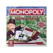 Monopoli Suklaapeli Sis. 32 Suklaata Ja Pelivälineet 144G