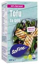 Sofine Tofu To Grill Luomu 200G