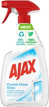 Ajax Crystal Clean Lasinpuhdistusspray 750Ml