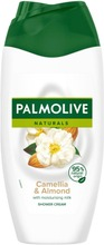 Palmolive Naturals Camellia Oil And Almond Suihkusaippua 250Ml