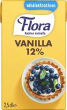 Flora Vanilja Vähälaktoosinen