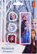 Frozen Ii Pyyhekumisetti 4 Kpl