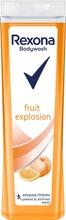 Rexona Suihkusaippua Fruit Explosion 250 ML