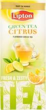Lipton 150G Green Citrus Vihreä Irtotee