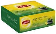 Lipton 100Ps Green Citrus Vihreä Tee