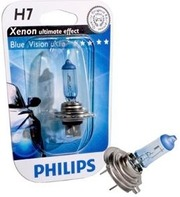 Autolamppu Philips Blue Vision 12972 H7 ultra