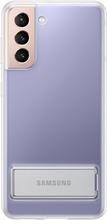Samsung Suojakuori Clear Standing Cover S21