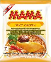 Mama Spicy Chicken Flavour 90G